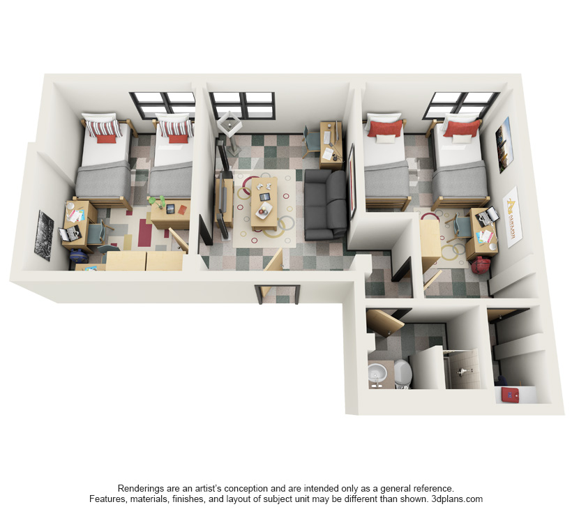 Room Types And Features About Our Halls Office Of
