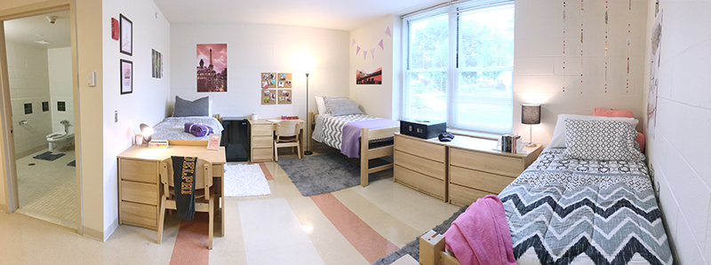 Apply For On-Campus Residential Housing