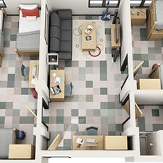 icon-Adelphi-University-Triple-in-Suite-EA-New-2nd-Floor-3D